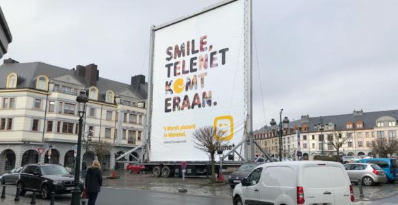 Telenet Skyboard Wemmel NL