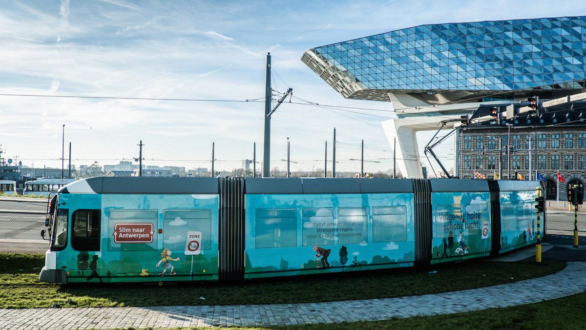 Lage Emissiezone Antwerpen