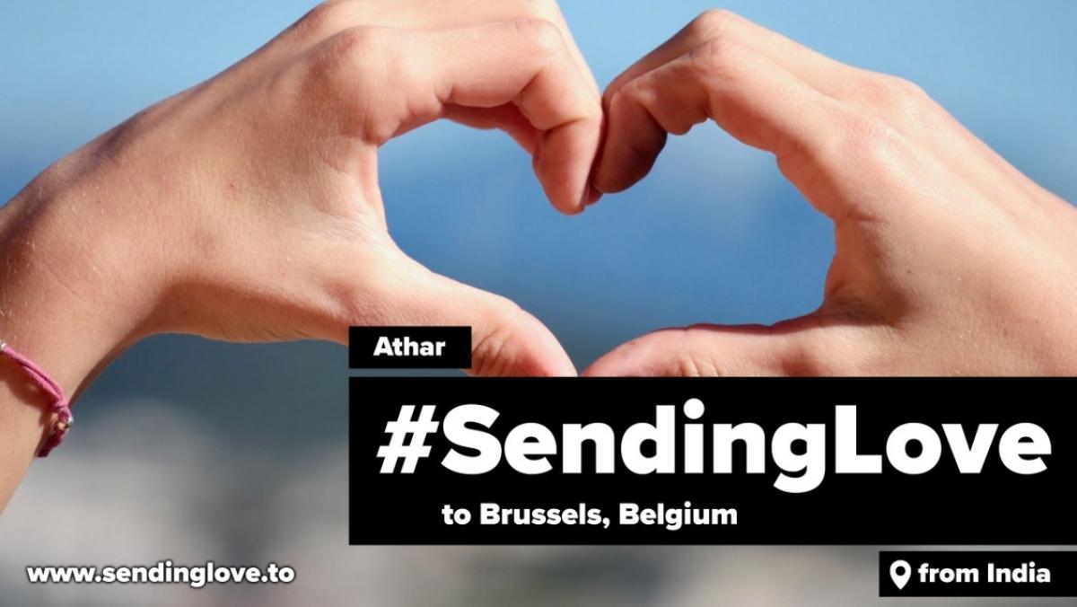 #sending love